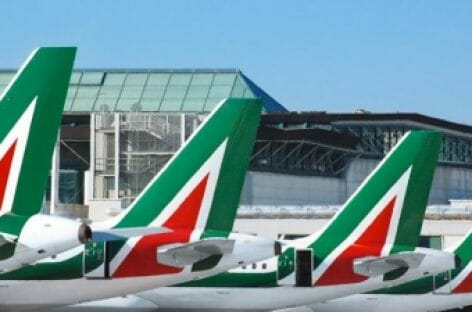 Alitalia, nominati i tre commissari