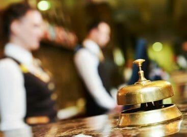 Cresce l'Italia dell'ospitalità, occupazione media al 70%