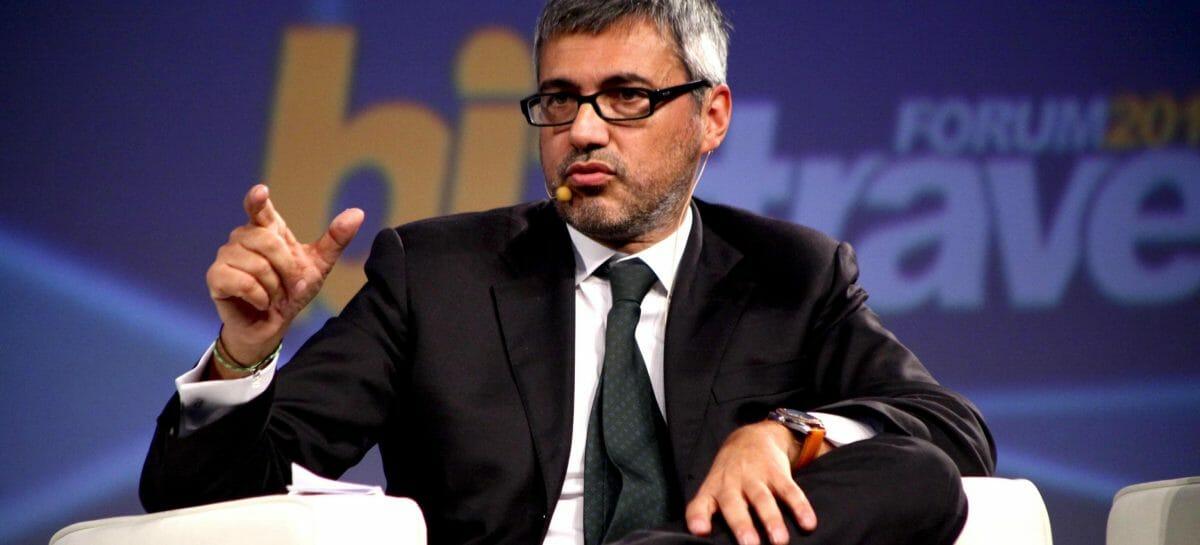 La nuova sfida di Lazzerini direttore commerciale Alitalia