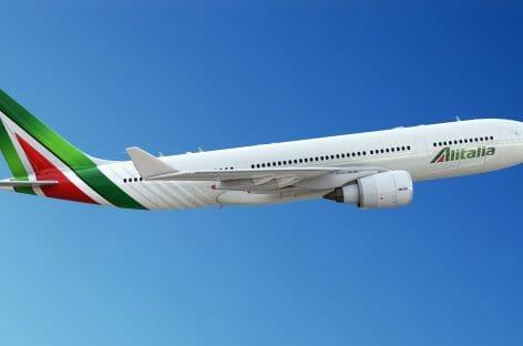 Alitalia, verso un piano da 900 milioni di euro