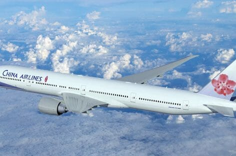 China Airlines spinge sulla promozione italiana con Digital Angels