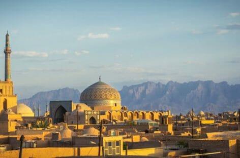 Mappamondo, l'Iran new entry in catalogo