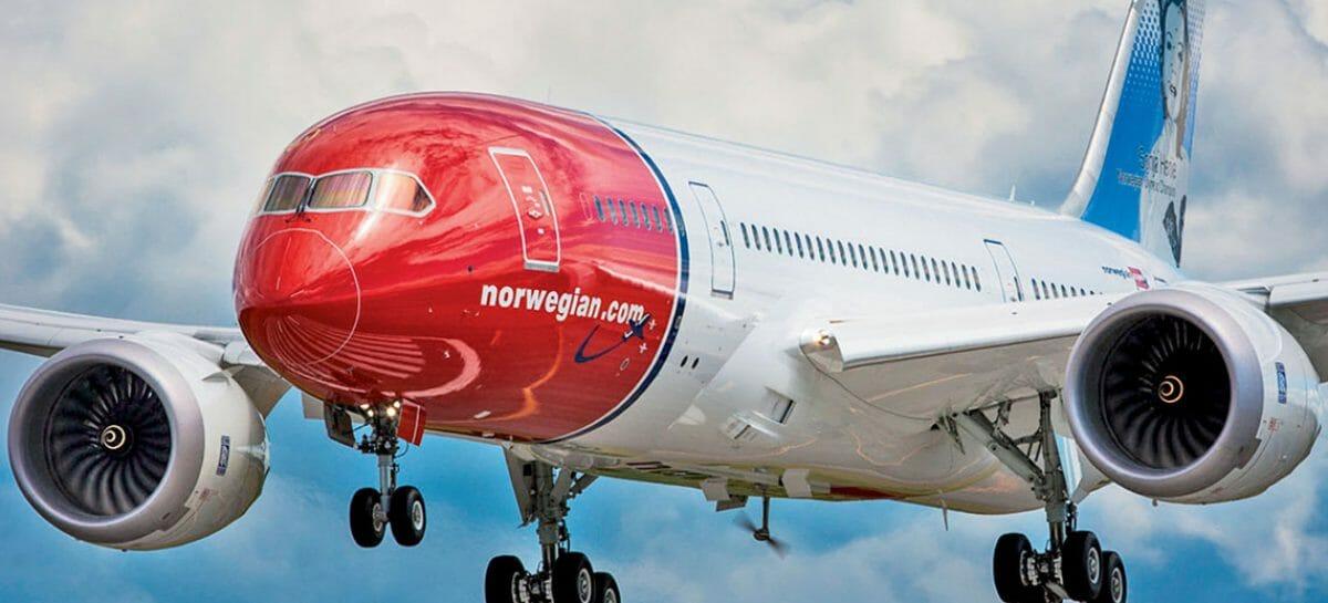 Norwegian decolla in Argentina: low cost sulle rotte domestiche
