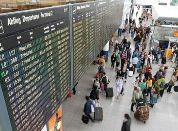 La primavera degli aeroporti europei: traffico a +8,2%