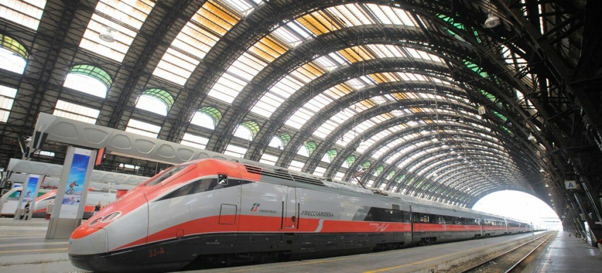Trenitalia, al via l'orario invernale con 11 nuove corse
