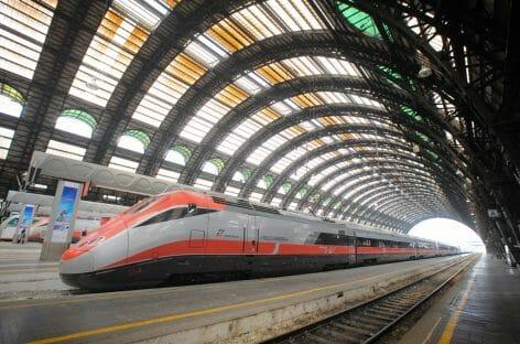 Natale con Trenitalia nei 10 anni dell'Alta velocità