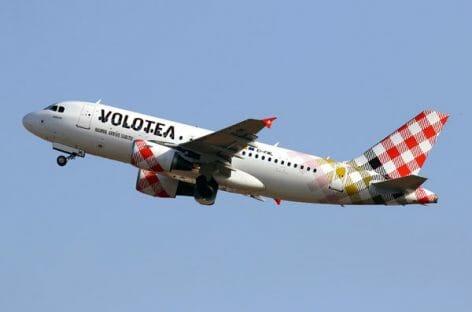 Volotea vola da Torino verso Baleari e Grecia