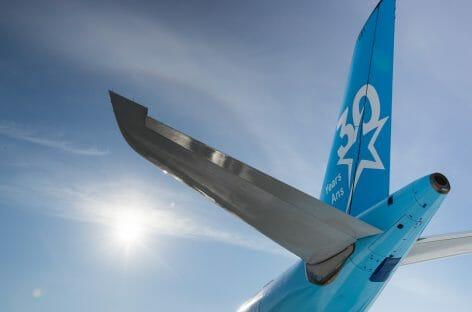 Air Transat festeggia i 30 anni con una nuova livrea