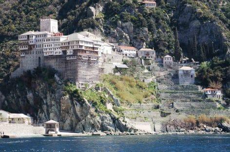 Dal Monte Athos al mare, sulle orme di Aristotele
