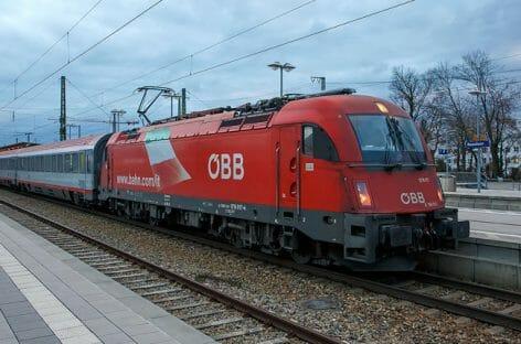 Estate in montagna con i treni Db-Öbb