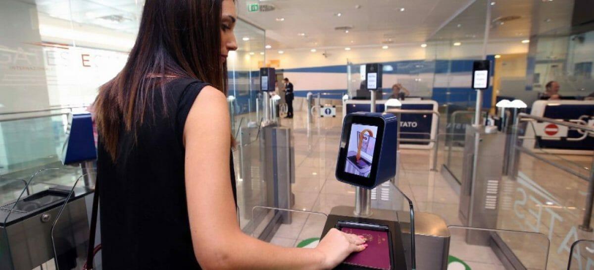 Aeroporto Bologna, ecco gli e-Gate biometrici di Sita