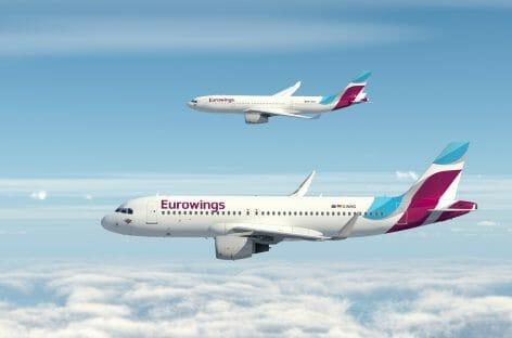 Eurowings, collegamenti per Giamaica e Repubblica Dominicana