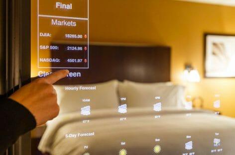 Gli hotel del futuro tra Whatsapp, local e minibar a km 0