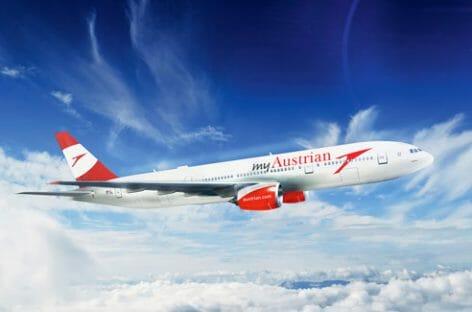 Austrian Airlines amplia le destinazioni servite in estate
