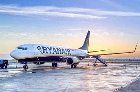 Ryanair volerà da aprile Pescara-Malta
