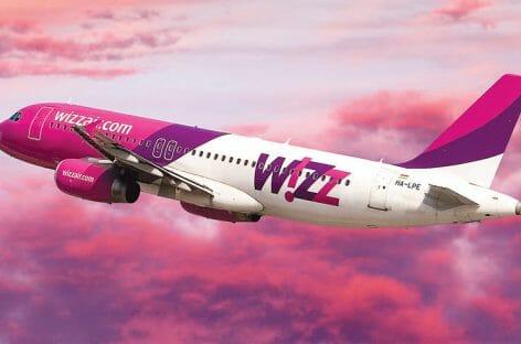 Wizz Air, a marzo decolla la Bari-Londra Luton