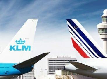 Tutti i nuovi voli dell'estate di Air France-Klm