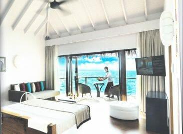 Azemar presenta Cocoon Maldives: primo hotel di design alle Maldive