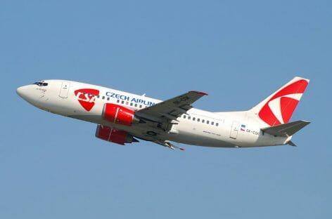 Czech Airlines collega Verona a Praga