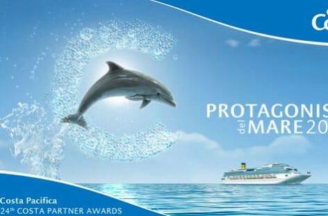 Costa, al via il 1° aprile Protagonisti del Mare