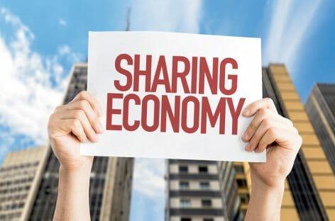 Sharing economy a carte scoperte
