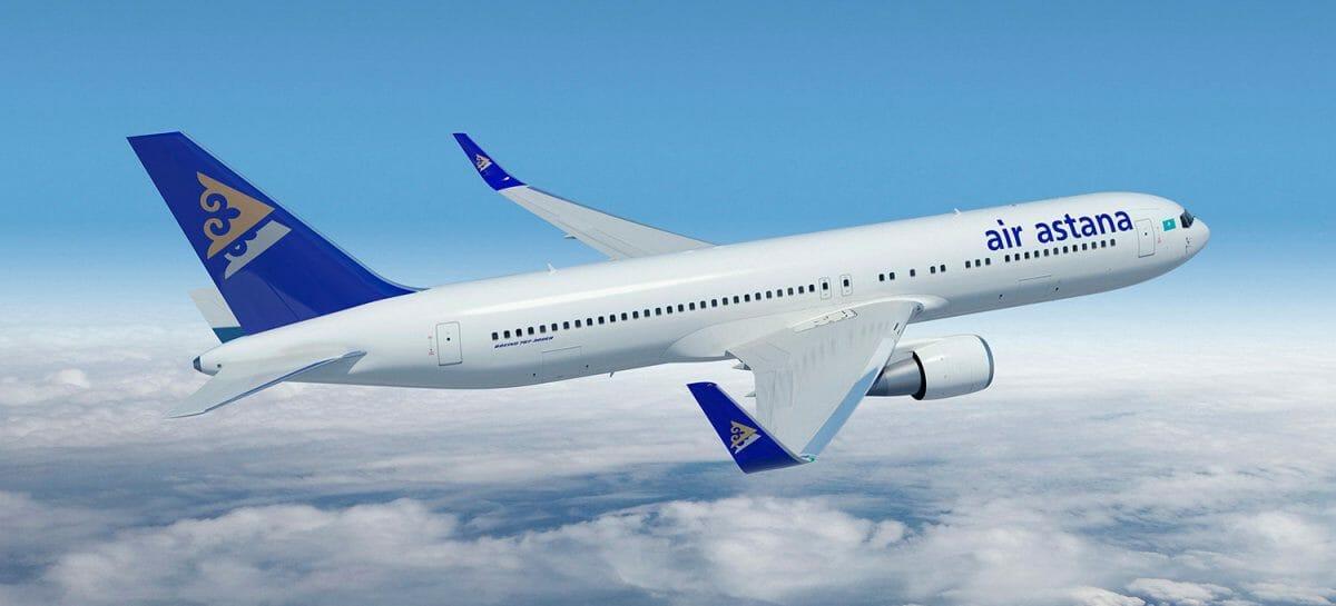 Air Astana, codeshare con S7 per i voli dall'Italia