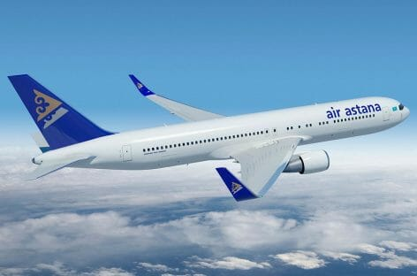Air Astana trasferisce le operazioni al Domodedovo di Mosca