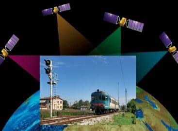 In Sardegna il treno controllato dallo spazio