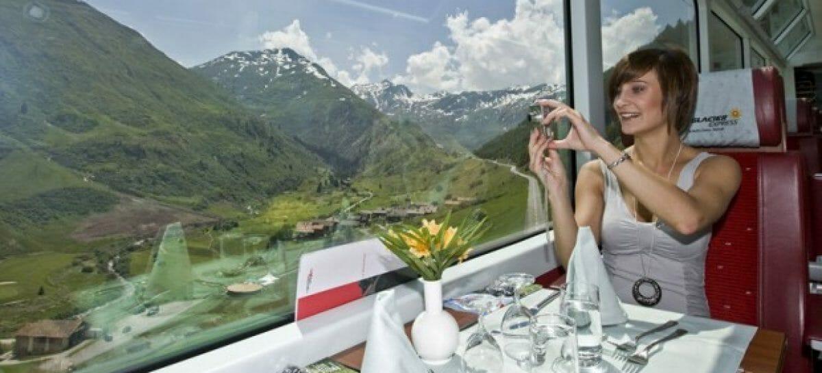 Natura, relax e ferrovie: il 2017 della Svizzera