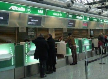 Alitalia e il mistero dell'addizionale