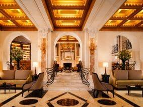 Hotel Eden, a Roma riapre il tempio del lusso
