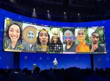 Il salto di Facebook nella realtà aumentata