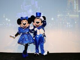 Disneyland Paris, party glamour per i 25 anni