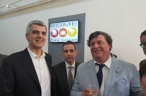 Una Free Lounge per i turisti al centro di Roma