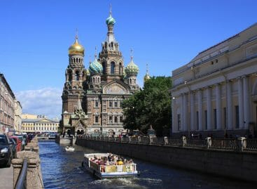 La Russia introduce il visto elettronico per San Pietroburgo