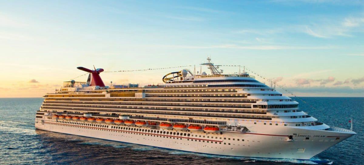 Un maxi porto a Grand Bahama per Carnival Cruise