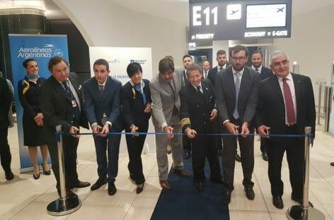 Aerolíneas, il Roma-Buenos Aires con il nuovo A330-220