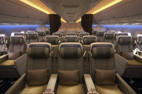 China Airlines, premiato il nuovo look NextGen sugli A350-900