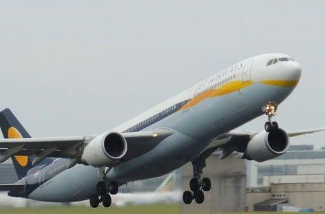 Ritorna Jet Airways, piano d'investimento da 136 milioni