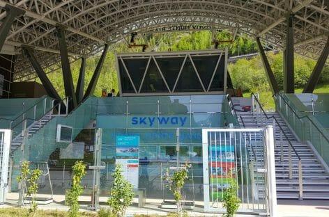 Skyway Monte Bianco: Mice ad alta quota