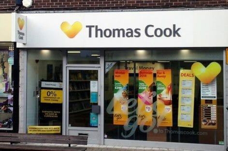Lo spezzatino Thomas Cook dopo il fallimento