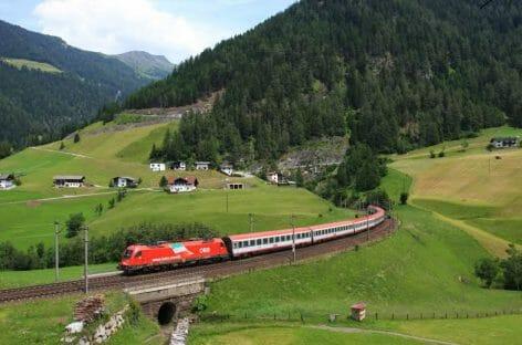 Destinazione treno dalla Germania agli Usa