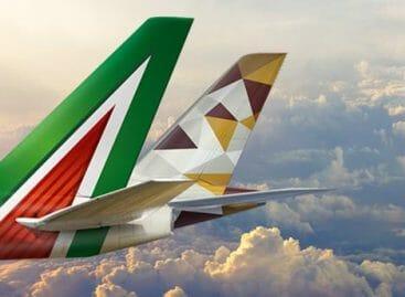 Staffetta Etihad-Alitalia sulla rotta per Abu Dhabi