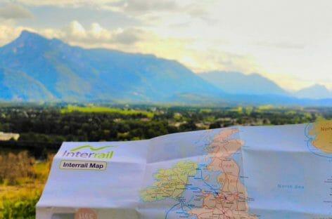 Eurail sconta i pass del 20% per chi viaggia nel 2021