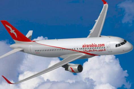 Air Arabia vola low cost Bergamo-Alessandria d'Egitto