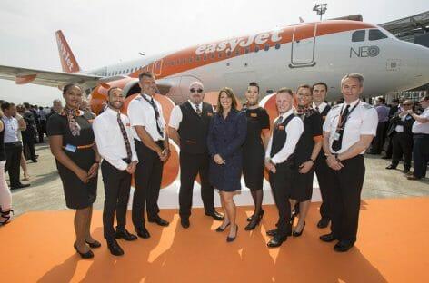 easyJet riceve a Tolosa il rivoluzionario A320neo