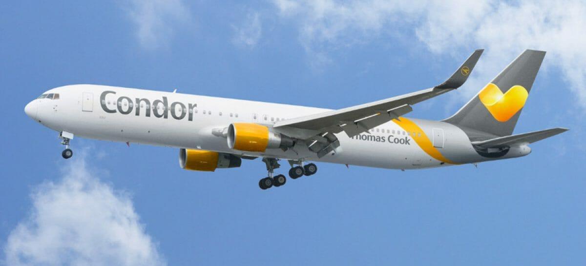 Condor Airlines, l'Europa approva il salvataggio tedesco