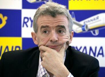 Ryanair e la stagione dei tagli. O'Leary: «Ripresa nel 2022»
