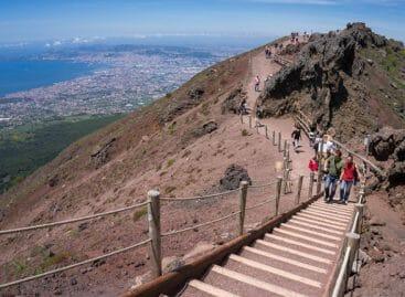 Parco del Vesuvio, riaperto il sentiero per il cratere