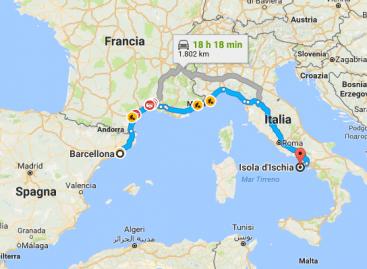 La distanza che non c'è tra l'isola e la Rambla